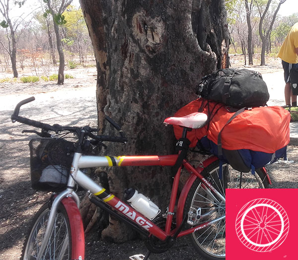 How I got into bicycle touring