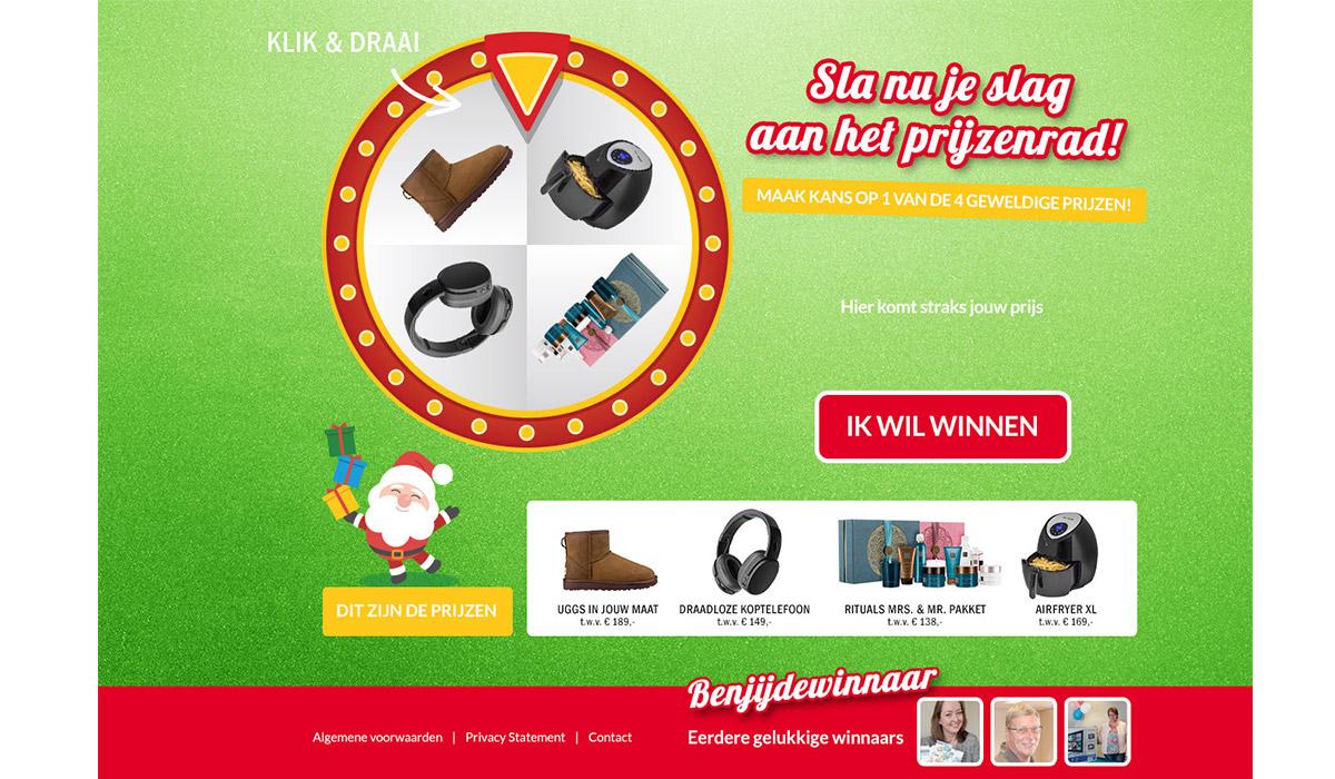 Benjijdewinnaar.nl - Kerst