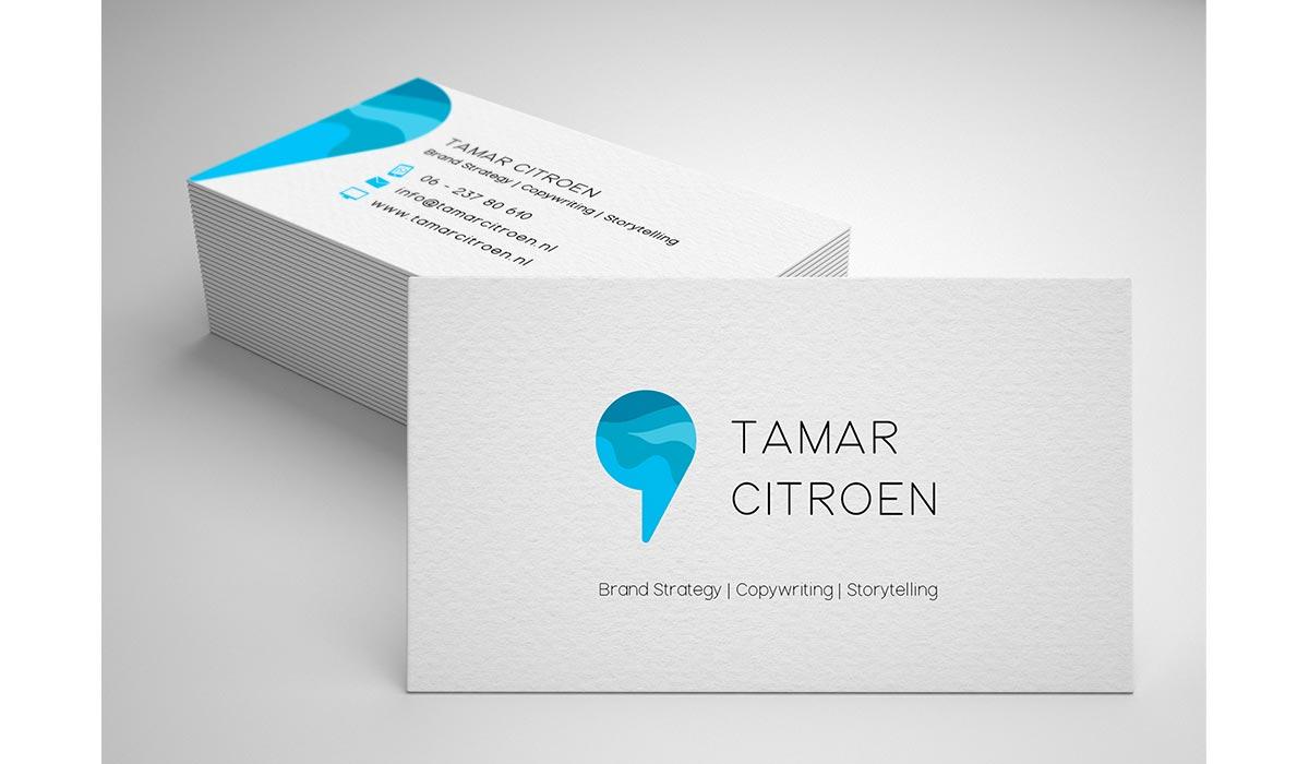 Tamar Citroen - Logo Design