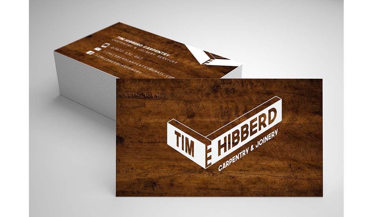 Tim Hibberd - Logo design