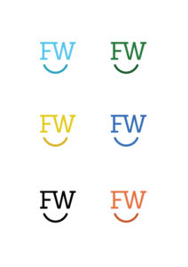 FoodWheels logo ontwerp