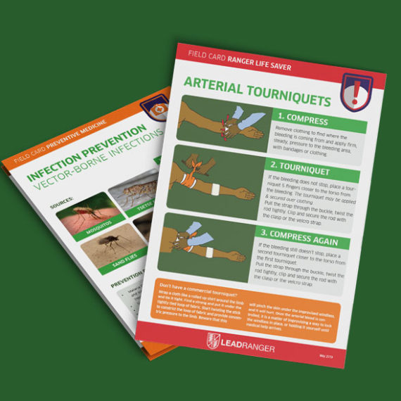 LEADRanger educational materials