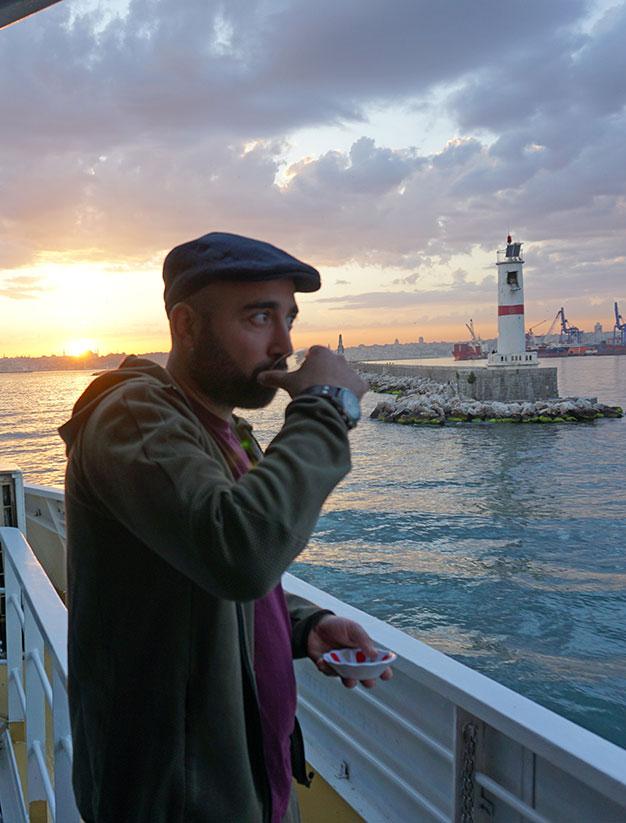 Yavuz in Istanboel