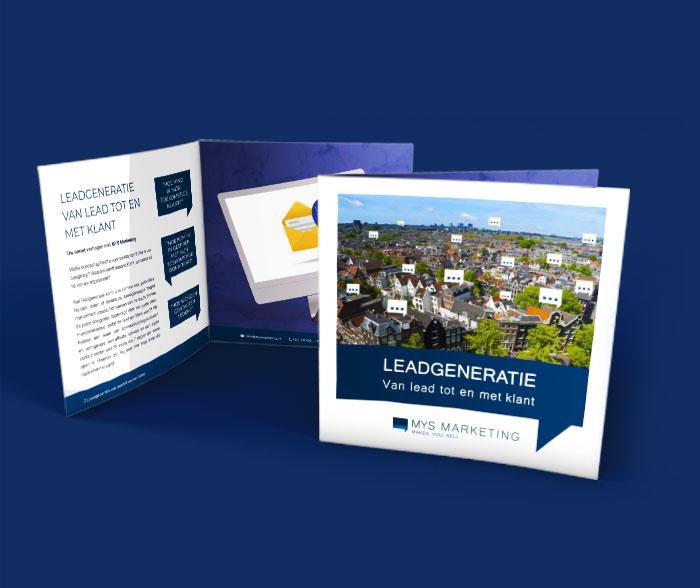 Lead generation MYS Marketing