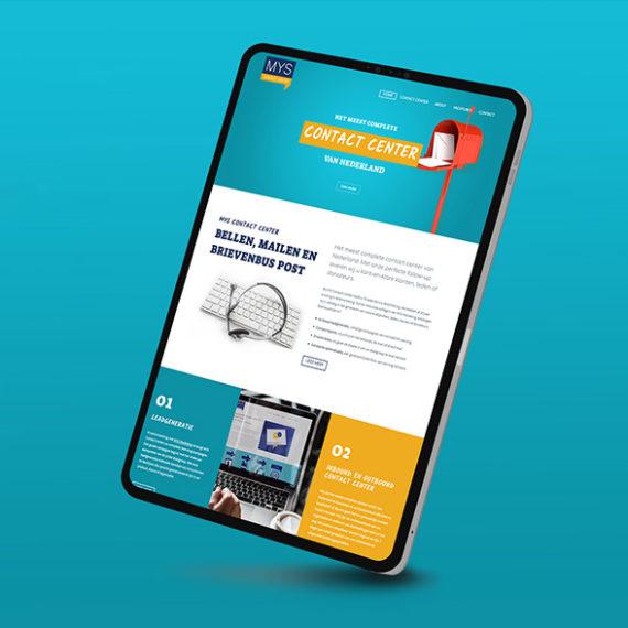 webdesign mys contact center